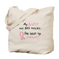 Big Muscles 1.1 (Aunt) Tote Bag