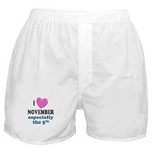 PH 11/5 Boxer Shorts