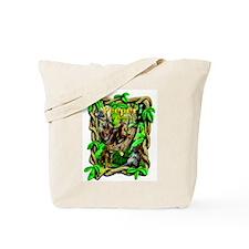Peeper The Kinkajou Tote Bag