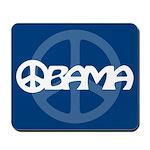 Obama Peace Mousepad