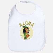 aloha Wahine Bib