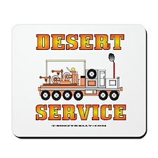 Desert Service Mousepad