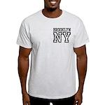 Brooklyn NY Light T-Shirt