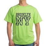 Brooklyn NY Green T-Shirt