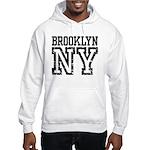 Brooklyn NY Hooded Sweatshirt