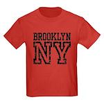 Brooklyn NY Kids Dark T-Shirt