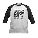 Brooklyn NY Kids Baseball Jersey