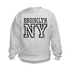 Brooklyn NY Kids Sweatshirt