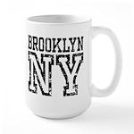 Brooklyn NY Large Mug