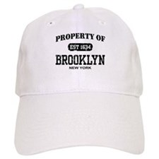 Property of Brooklyn Baseball Cap