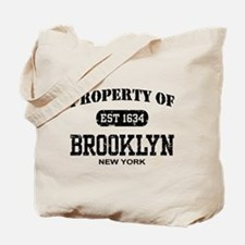 Property of Brooklyn Tote Bag