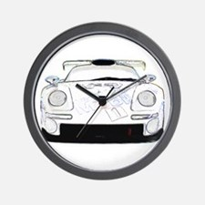 993 GT1/96 Wall Clock