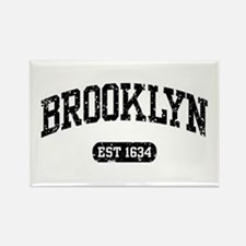 Brooklyn Est 1634 Rectangle Magnet