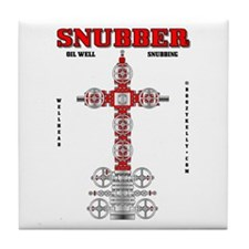 Snubber Tile Coaster
