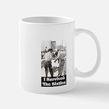 I Survived The 60s Mug