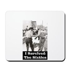 I Survived The 60s Mousepad