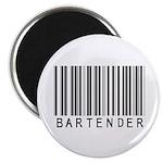 Bartender Barcode Magnet
