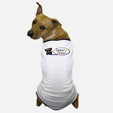 Suppertime Pug Dog T-Shirt