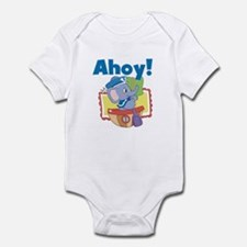 Sailor Elephant Infant Bodysuit