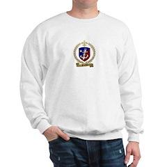 BOUDROT Family Crest Sweatshirt