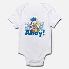 Duck Sailor Infant Bodysuit