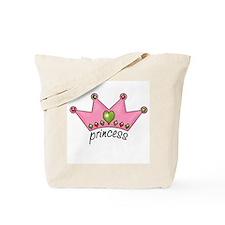 Pretty in Pink Princess Tote Bag