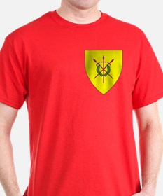 Red Spears Pocket T-Shirt