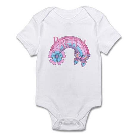 Rainbow Pretty Infant Bodysuit