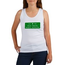 Exit 9 - Shore Resorts Women's Tank Top