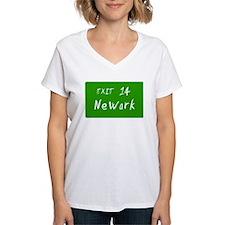 Exit 14, Newark, NJ Shirt