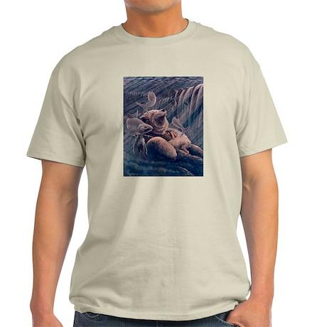 Prayer For The Salmon-The Dream Light T-Shirt