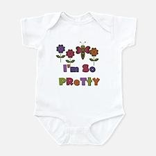 I'm So Pretty Infant Bodysuit
