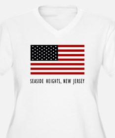Fireworks - Seaside Heights, T-Shirt