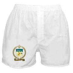 BOURDON Family Crest Boxer Shorts