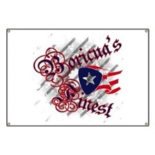 Boricua's Finest Banner