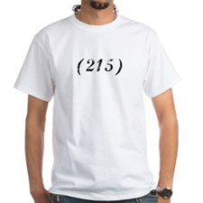 Area Code 215 PA T-shirts Shirt