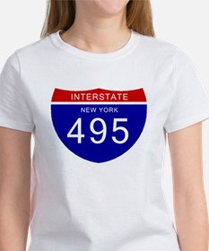 495 New York T-shirts Tee
