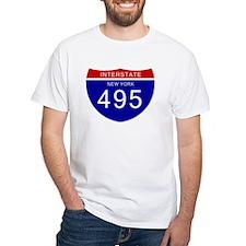 495 New York T-shirts Shirt