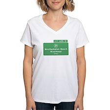Westhampton Beach Exit T-shir Shirt