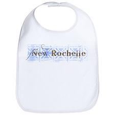 New Rochelle NY Vintage T-shi Bib