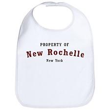 Property of New Rochelle NY T Bib