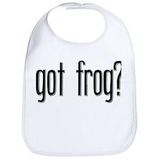 Got Frog? Bib