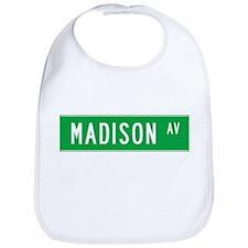 Madison Ave NY T-shirts Bib