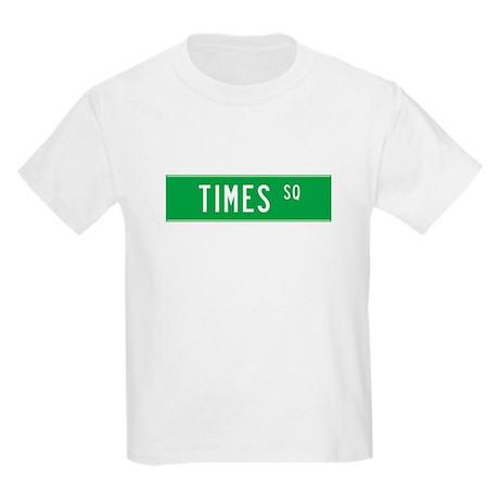 Times Square T-shirts Kids Light T-Shirt