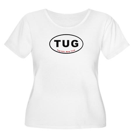 Tug Hill New York TUG Euro Ov Women's Plus Size Sc
