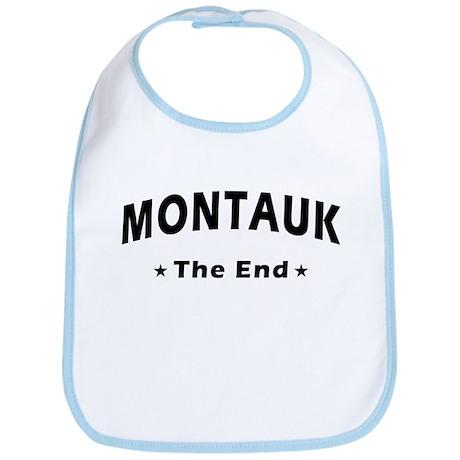 Montauk - The End T-shirts Bib