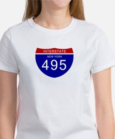 495 278 Interstate New York T Tee