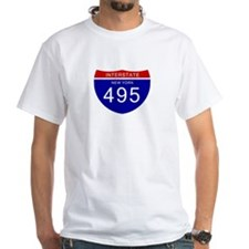 495 278 Interstate New York T Shirt