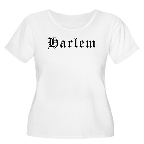 Harlem Gothic NY T-shirts Women's Plus Size Scoop