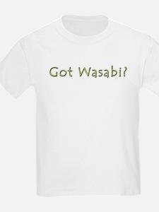 Got Wasabi NY T-shirts and Gi T-Shirt